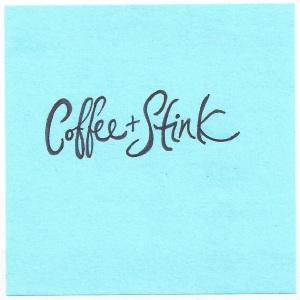 Coffee + Stink Logo
